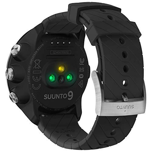 Suunto 9 Reloj Deportivo GPS con batería de Larga duración y medición del Ritmo...