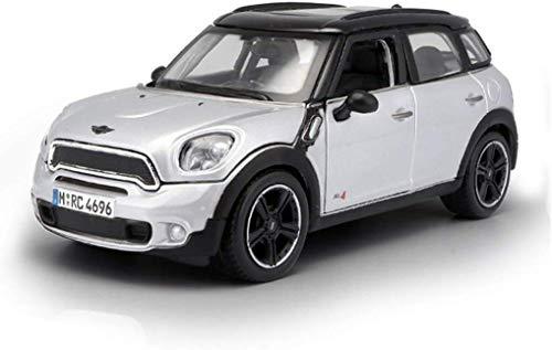 OKMIJN Truckks Automodell 1,24 Mini Cooper Simulationslegierung Druckguss Spielzeug Ornamente SUV Kollektion...