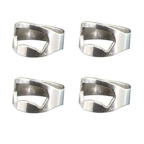 Baanuse Anillo Abrebotellas, 20/22/24 mm, 3 pcs