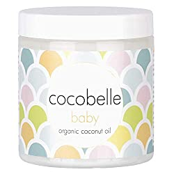 organic coconut oil to your baby