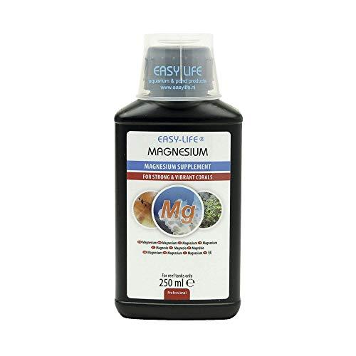 Easy Life Magnésium Traitement de l'eau pour Aquariophilie 250 ML