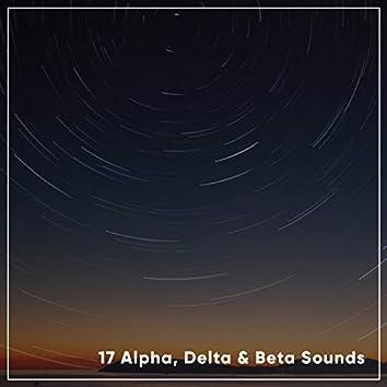 17 Alpha, Delta & Beta Sounds