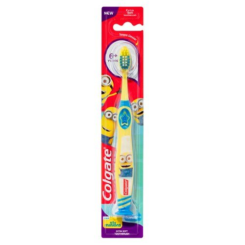 Colgate Smiles Kinder Zahnbürste 4-6Jahren, farblich sortiert