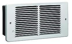 KING PAW2422-W PAW Electric Wall Heater, 2250W / 240V, White