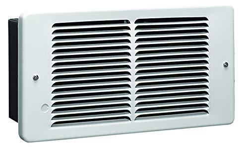 KING PAW1215-W PAW Pic-A-Watt Electric Wall Heater 1500W / 120V, White
