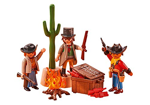 Promohobby Playmobil 6546 Bandidos del Oeste