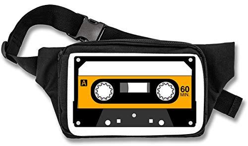Minimalistic Yellow Cassette Tape heuptas