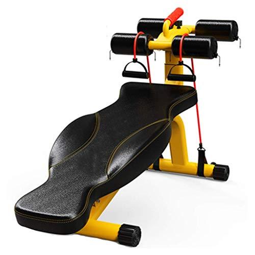 Egcsf Verstelbare Banken Thuis Supine Board Dumbbell Bed Kick Machine Priest Stoel Sit-ups Fitness Apparatuur Buikspieren Fitness Stoel Multifunctionele Schuine Board Kracht Training Apparatuur
