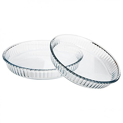 FIVE Simply Smart - Lot de 2 Plats à Tartes\