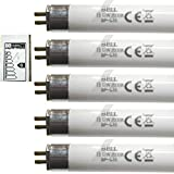 Leuchtstoffröhre 05411, 13 W, T5, 525 mm, Weiß, 3500 K, G5 Sockel, 13 W, Glockenbeleuchtung