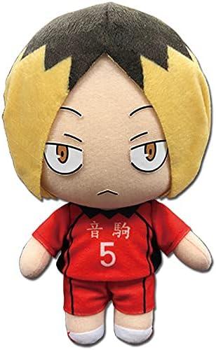 Bokuto Sitting Pose Plush 7 S2 Great Eastern Entertainment Haikyu!