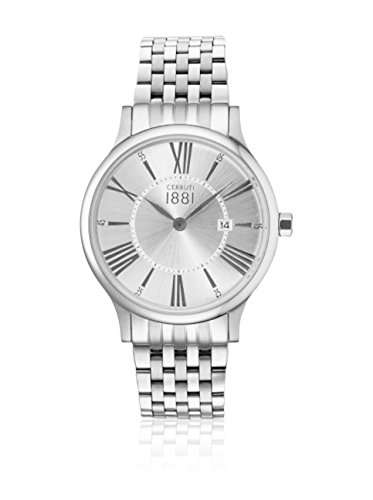 Cerruti 1881 Reloj de Cuarzo Man CRA099A211C 40.0 mm