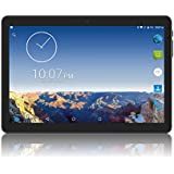 Android Tablet 10.1 inch, Google Certified, 2 GB RAM, 32 GB Storage, 8MP Rear Camera, Quad-Core Processor, IPS HD Display, Support WiFi, Bluetooth, GPS, FM
