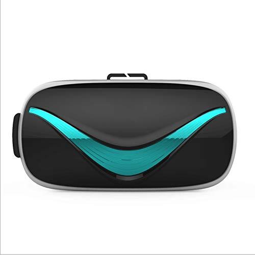LAHappy Gafas VR Compatibles con 3.5-5.8 Pulgadas para iOS y para Teléfonos Android, VR Gafas de Realidad Virtual, Disfruta de los Mejores Juegos y Videos RV, 360 y 3D