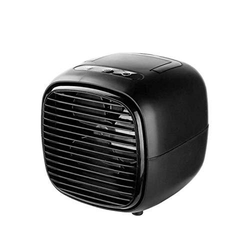 LanTianX Mini Ventilador USB, Ventilador del Humidificador del Aire Acondicionado, Enfriador De Ventilador, Enfriador De Aire De Ministerio del Interior
