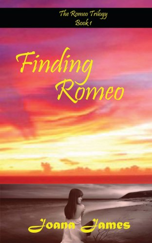 Book: Finding Romeo by Joana James