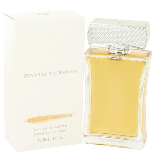 David Yurman Exotic Essence Eau De Toilette Spray for Women, 3.4 Ounce