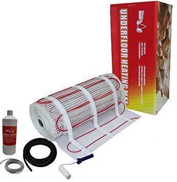 Nassboards Premium Pro - Kit de Calefacción Eléctrica Por Suelo Radiante de...