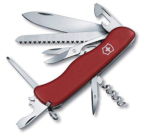 Victorinox Taschenwerkzeug Outrider feststellbar rot 0.9023