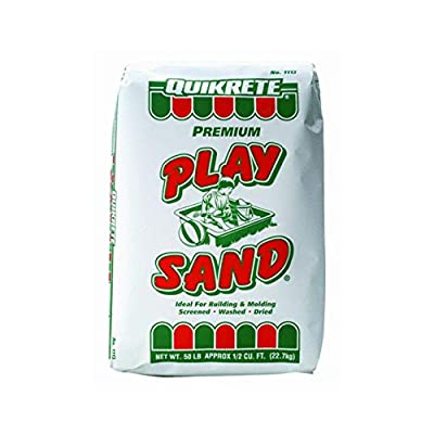 Quikrete Play Sand 50 lb, Limited edition (Quikrete-50A) from Quikrete Co.