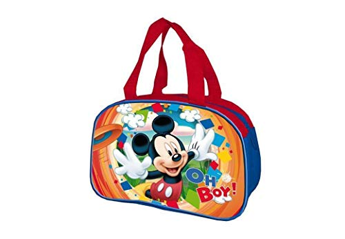 Disney Mouse Sac Forme Bowling-Mickey, AST0729