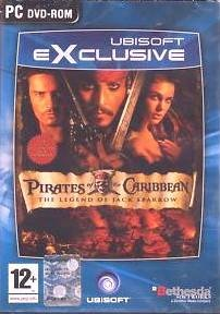 Ubisoft Pirates of the Caribbean - Juego (PC)
