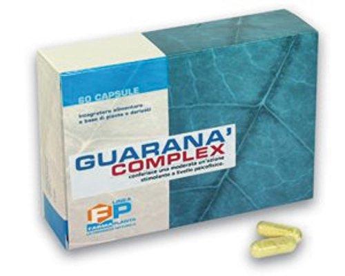 Guaraná Catuaba Suma (Ginseng de Brasil) muirapuama Adaptogen Tónico Energizante (anti- fatiga) Antiestrés 60 Cápsulas