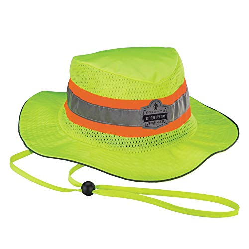Cooling Ranger Hat, Lined with Evaporative Soft Microfiber Material for Cooling Relief, Breathable, Ergodyne Chill Its 8935MF