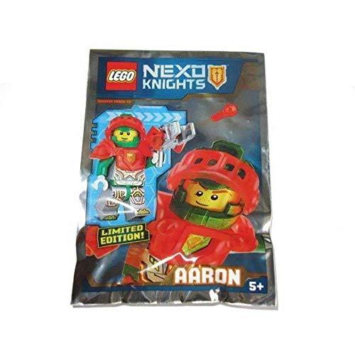 LEGO Nexo Knights 271718 - Papel de aluminio para minifigura