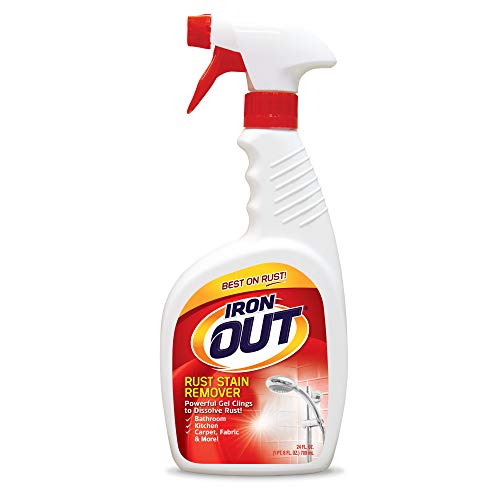 Iron OUT Spray Gel Rust Stain Remover