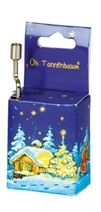 Fridolin 59452 Spieluhr Oh Tannenbaum