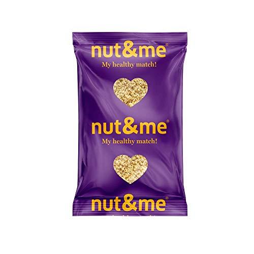 Harina de avellanas tostadas 1 KG nut&me   avellana molida   Dieta Keto   Sin Gluten, sin aditivos, sin azúcar añadido - sin sal añadida   Vegano