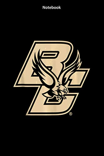 Boston College BC Eagles Women's Notebook: Notebook Journal