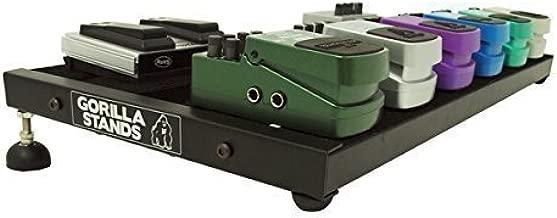Soporte universal Gorilla para organizar pedales de efectos de guitarra: Amazon.es: Instrumentos musicales