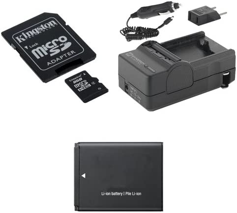 Special price for a Cheap sale limited time Samsung WB35F Digital Camera Accessory Bat Includes: Kit SDBP70A