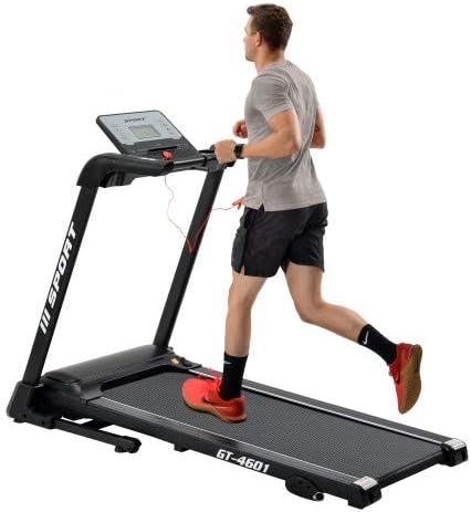 格安 Merax 2.25HP Folding 卓抜 Treadmill Incline Motori Electric