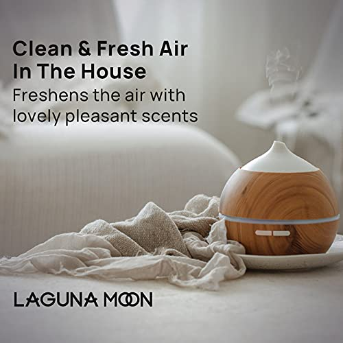 Lagunamoon Essential Oils What's Included