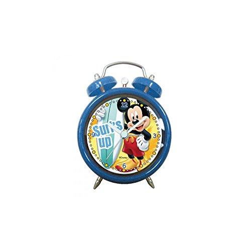 Arditex wd8705 wekker rond klok, design Mickey Mouse