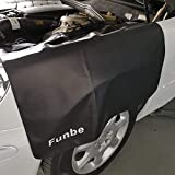 Magnetic Fender Cover Protector Roller Topside Magic Creeper Automotive Mechanic Work Mat ...
