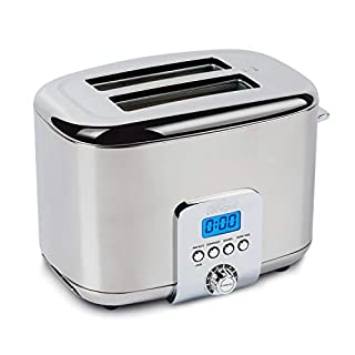 ALL-CLAD Digital 2 Slice Toaster Stainless Steel TJ822D51 (B07PLFKC7B) | Amazon price tracker / tracking, Amazon price history charts, Amazon price watches, Amazon price drop alerts