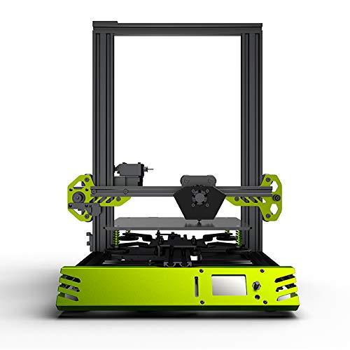 TEVO Tarantula Pro 3D Printer DIY kit Aluminum Extrusion for Filament PLA ABS TPU Build Volume 235X235X250mm