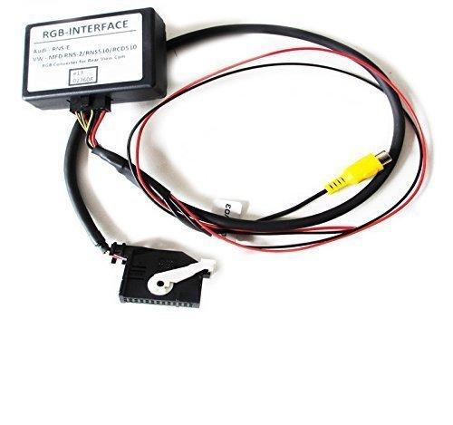 Caraudio-Systems RGB Converter für Rückfahrkamera RNS510 RNS315 RCD510 Columbus Bolero Trinax