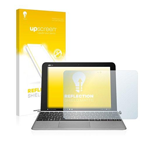 upscreen Entspiegelungs-Schutzfolie kompatibel mit Asus Transformer Mini T102HA – Anti-Reflex Bildschirmschutz-Folie Matt