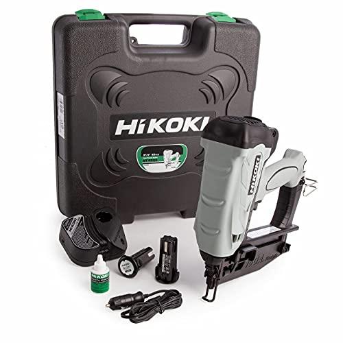 HiKOKI NT65GS Cordless Gas Finish Nailer Brad Nailgun HITNT65GS - SP