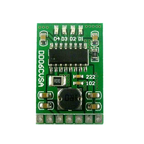 Kstyhome Automatisierungsrelaismodul DC5V / 2.1A Lade- und Entlademodul Boost-Modul