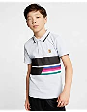 NIKE RF B Nkct ADV Classic Camiseta Polo Niños