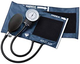 ADC 775-11AN Aneroid Sphygmomanometer, Navy, Adult