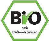 WIEDER DA!! - Fru'Cha! - BIO grüne Premium-Rosinen im Schatten getrocknet, Rohkostqualität. ohne Trennmittel - 1000g - Plastikfrei verpackt -100% kompostierbar - 2