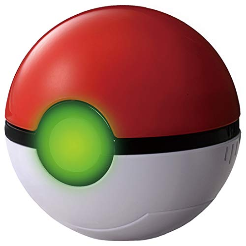 Takara Tomy Pokémon Gotta Go! Pokeball W5.5 x H7.1 x D5.1 inches (W140 x H180 x D130 mm)