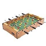 ZHSHZQ Tabla de fútbol - Regalos Polo Futbolín Máquina Juguetes for niños de cumpleaños Mesa de fútbol
